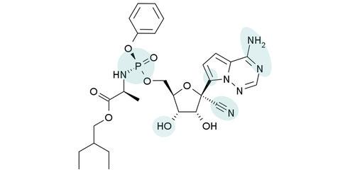 Remdesivir, une très belle synthèse des laboratoires Gilead