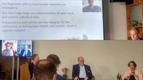 Zi-Midterm-Workshop 2021: Expert(inn)en diskutierten die Bedeutung von Versorgungsdaten für das Pandemiemanagement