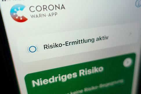 Corona-Warn-App: neue digitale Laboranbindung