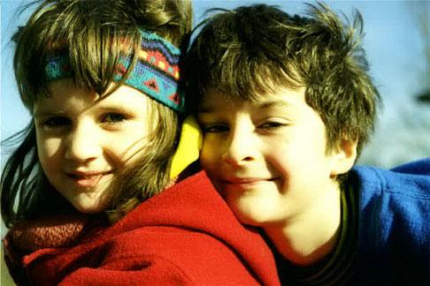 Fiona und Kevin