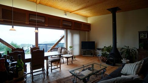住宅 設計 北欧デザインの家 建築家 西宮 神戸 芦屋 高台 眺望
