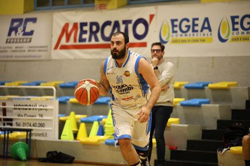 Edoardo Tunzi in azione - Guido Fissolo ph