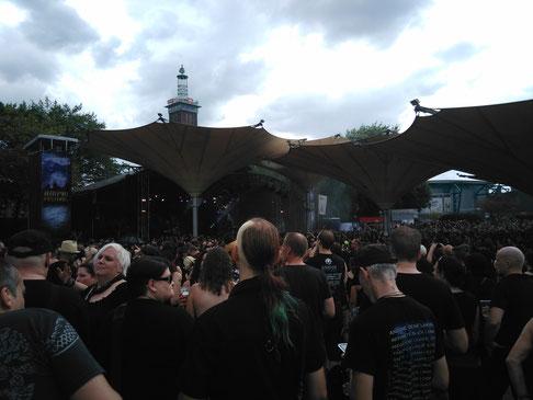 Amphi Festival 2018 - Cologne/Köln