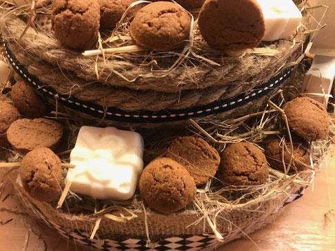 Sinterklaas taart maken als decoratie of surprise