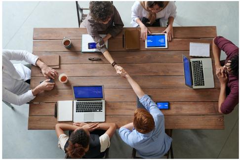 So arbeiten Studierende und Unternehmen in Mecklenburg-Vorpommern zusammen.     © pexels, fauxels