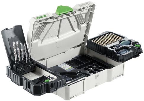 Festool Centrotec Montagepaket