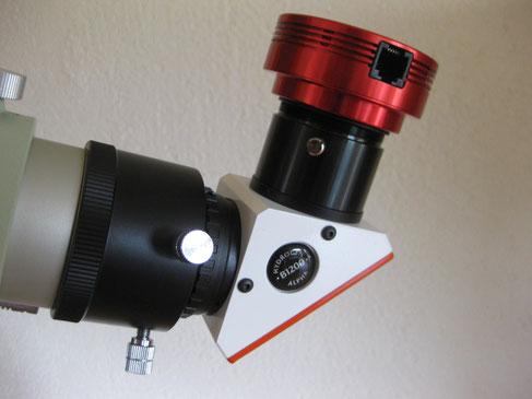 B1200 Blockfilter mit angebauter Kamera