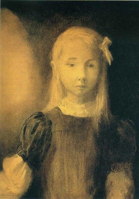 《ジャンヌ・ロベール・ド・ドムシーの肖像》1905年