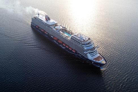 Mein Schiff 1 ab und bis Kiel ab sofort buchbar
