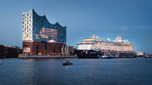 Mein Schiff 1 startet erstmals wieder ab Kiel