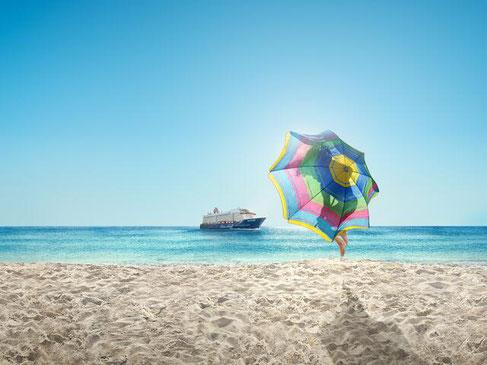 TUI Cruises weitet Reiseangebot für ausschließlich geimpfte Gäste aus