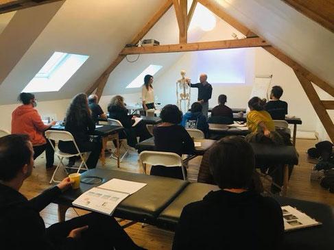 Formation Méthode de soins LT Lecture Thérapeutique avec celine mahé et marc massoteau - paris et tours