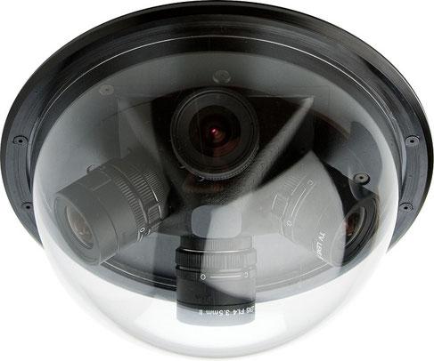 Überwachungskamera Videoüberwachung Bielefeld Kalveram