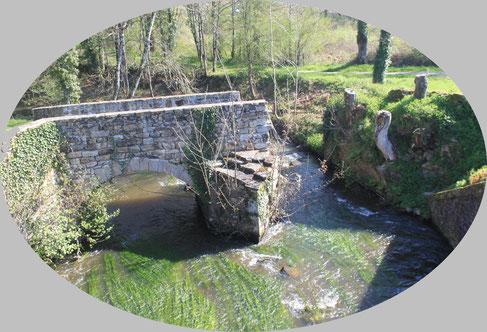 La Semme au pont de la Bergère