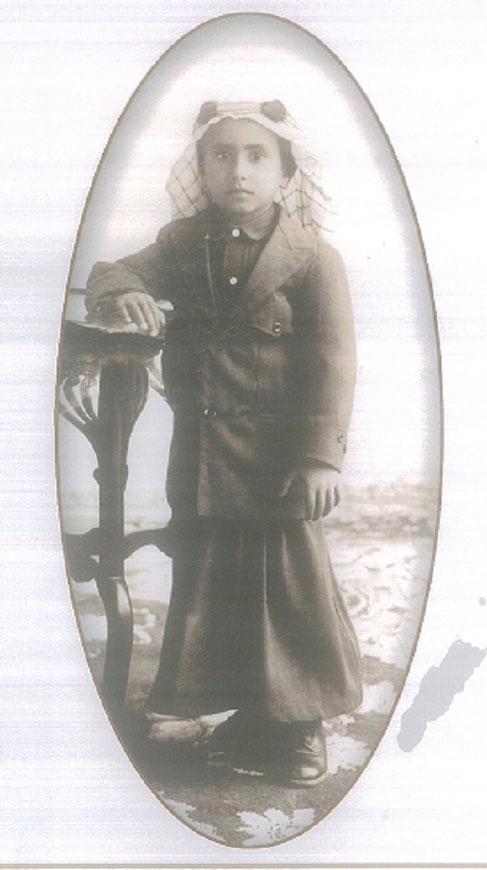 LE JEUNE SHEIKH JABER AL AHMAD AL SABAH