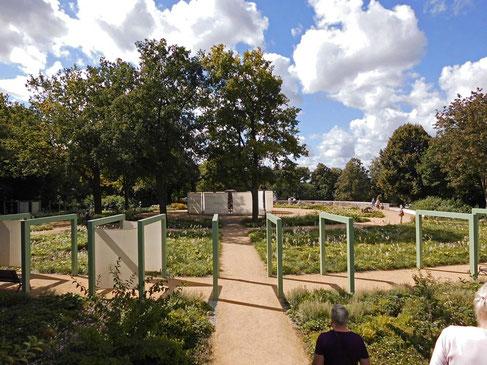 Garten der Aussicht