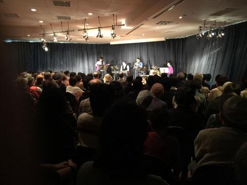 ココリア多摩センター ハートフルコンサート『ジャズファンクの夕べ』2019年3月2日