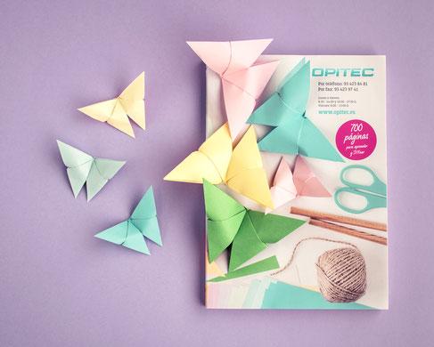 Nuevo catálogo Opitec by Sami Garra