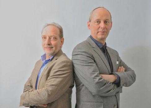 Siegfried Thurau und Andreas Itzenga
