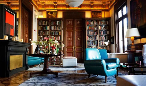 Лучшие отели Барселоны - Cotton House