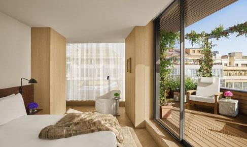 The Barcelona Edition - лучшие отели Барселоны