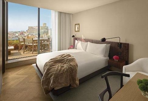 The Barcelona EDITION - роскошные отели в Готическом квартале Барселоны