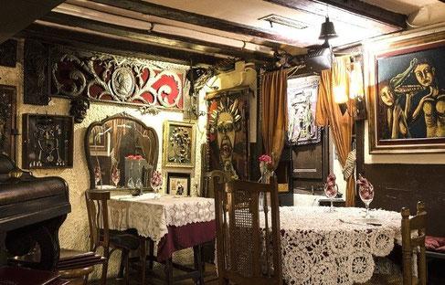 Ресторан La Carassa - каталонская кухня в Барселоне