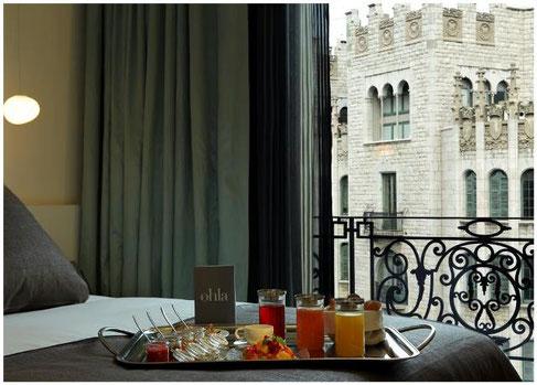 Ohla Barcelona - пятизвездочные отели в центре Барселоны