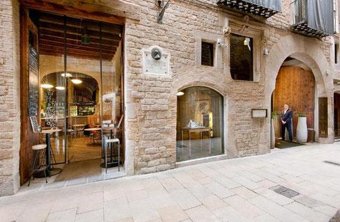 Mercer Hotel Barcelona - роскошные отели в Готическом квартале Барселоне