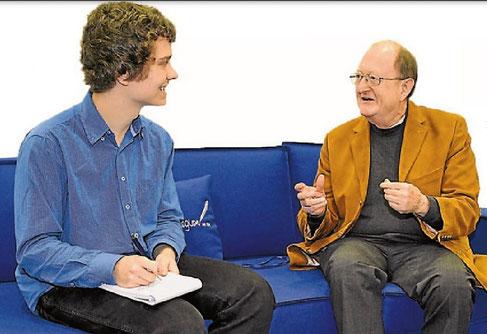 Gespräch mit der Fuldaer Zeitung über ein Lebensende in Würde und ohne Schmerzen