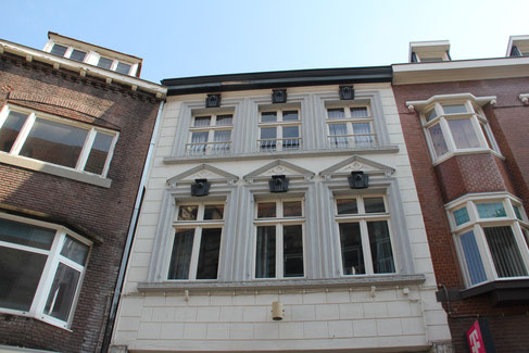Limbrichterstraat 9 Sittard beeldbepalend pand beschermd stadsgezicht