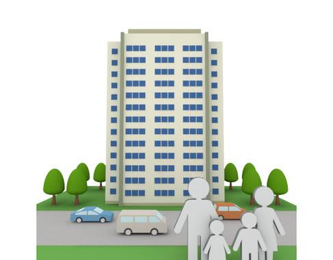 修繕積立金不足のマンションが多い現状
