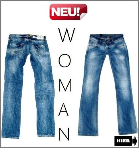 Updates Neues Damen Bekleidung jeans wear