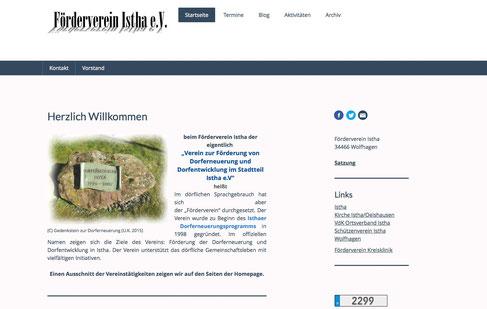 (C) Homepage Förderverein Istha