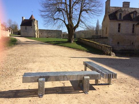 Cliquer sur l'image pour accéder au site de l'association La Source Villarceaux, photo d'Edith photographe