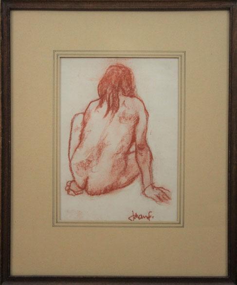te_koop_aangeboden_een_rood_krijttekening_van_de_kunstenaar_johan_fabricius_1899-1981_hollandse_school
