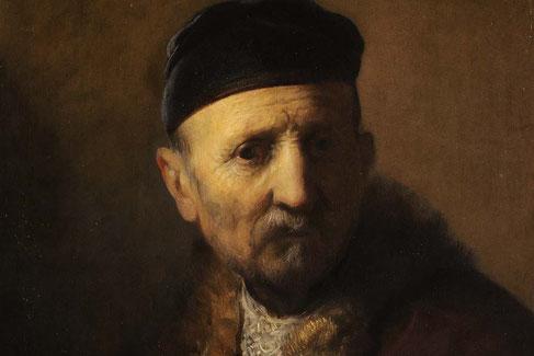 Licht und Schatten Malerei Porträtmalerei