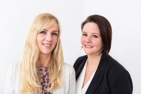 Janine Schuh & Sandra Werlich-Praetzel