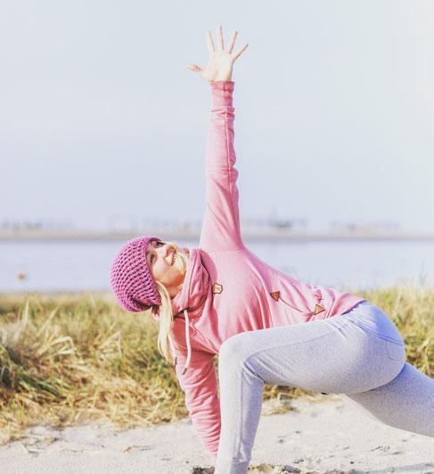 Yoga-Mama Diana Schlesier von Makai Yoga im Interview mit MOMazing.