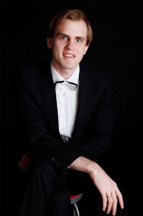 Florian Koltun - Pianist und Konzertmanager