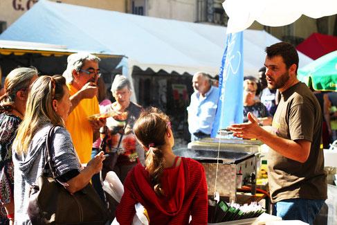 Festival Saveurs Pyrénées Audoises