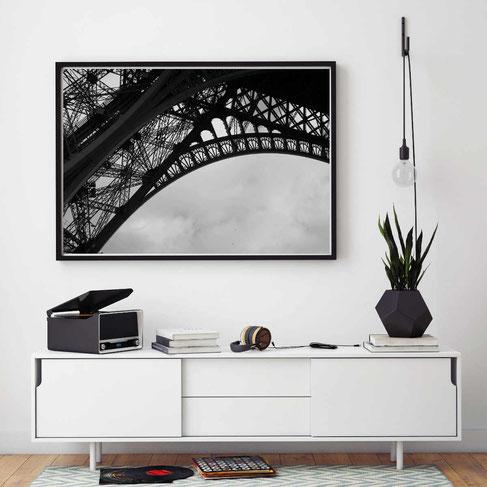 Fotografie Frankreich, Europa - La Tour Eiffel