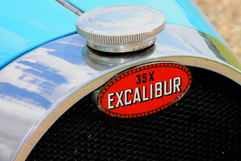 EXCALIBUR 35X LOGO REPLIQUE BUGATTI