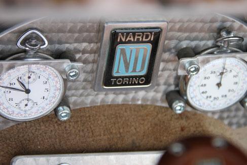EXCALIBUR 35X ROADSTER NARDI CHRONOMETRE MONTRE GOUSSET TORINO