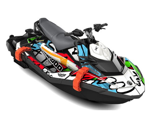 Sea-Doo Spark Trixx Service Manual