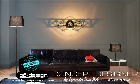decoration aviation, biplan avion, biplan stampe, biplane pitts,aviation vintage,déco avion,lumaire design,applique murale design, applique murale contemporaine,luminaire contemporain,lampe aviation, art aviation, tableau aviation, horloge aviation