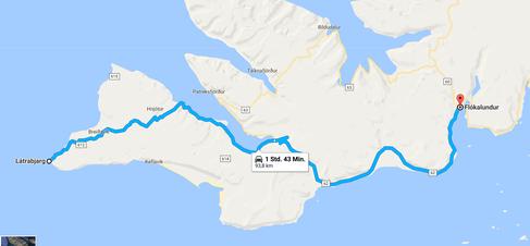 Tag 10 Holmavik - Isafjördur 220 km - enricos-womo-reisens Webseite!