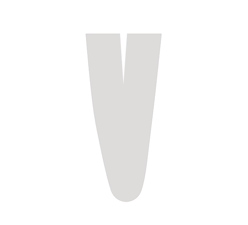 フィンの形状2