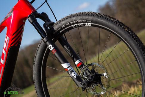 Das Focus Raven² Pro e-Mountainbike im Praxistest