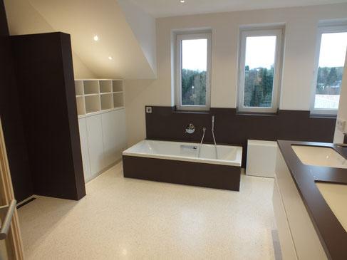 Terrazzo Badezimmer,Fugenloses Badezimmer,Terrazzobadezimmer,Terrazzo Dusche